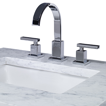 Polished Nickel Faucet