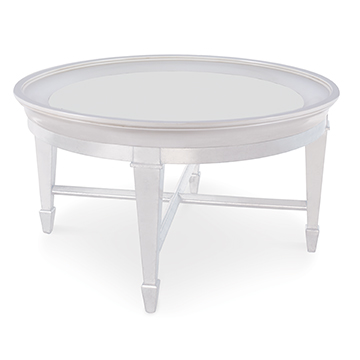Luna Cocktail Table - Linen