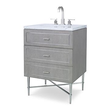 Woodbury Petite Sink Chest