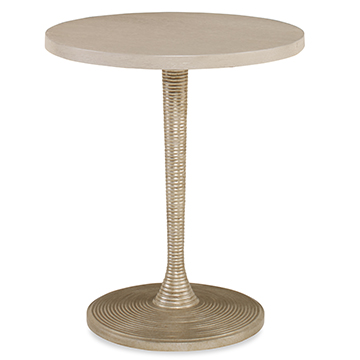 Coil Accent Table