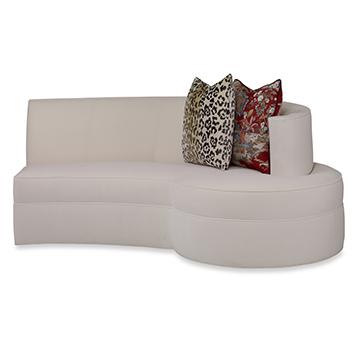 Nautilus Right Arm Sofa