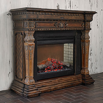 St. Andrews Electric Fireplace