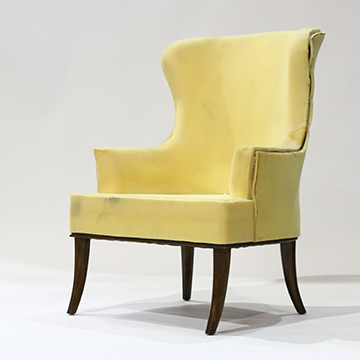 Wing Chair - Frame Only
