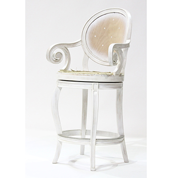 Swivel Barstool - Frame Only