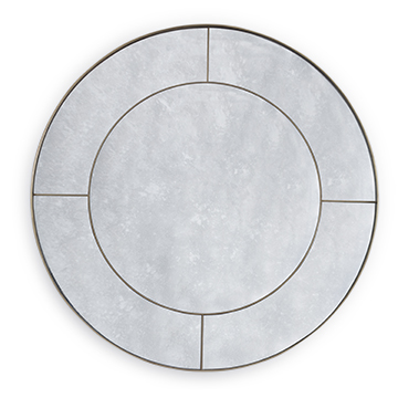 Traverse Round Mirror - Large