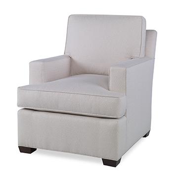 Profiles Chair - Track Arm T-cushion