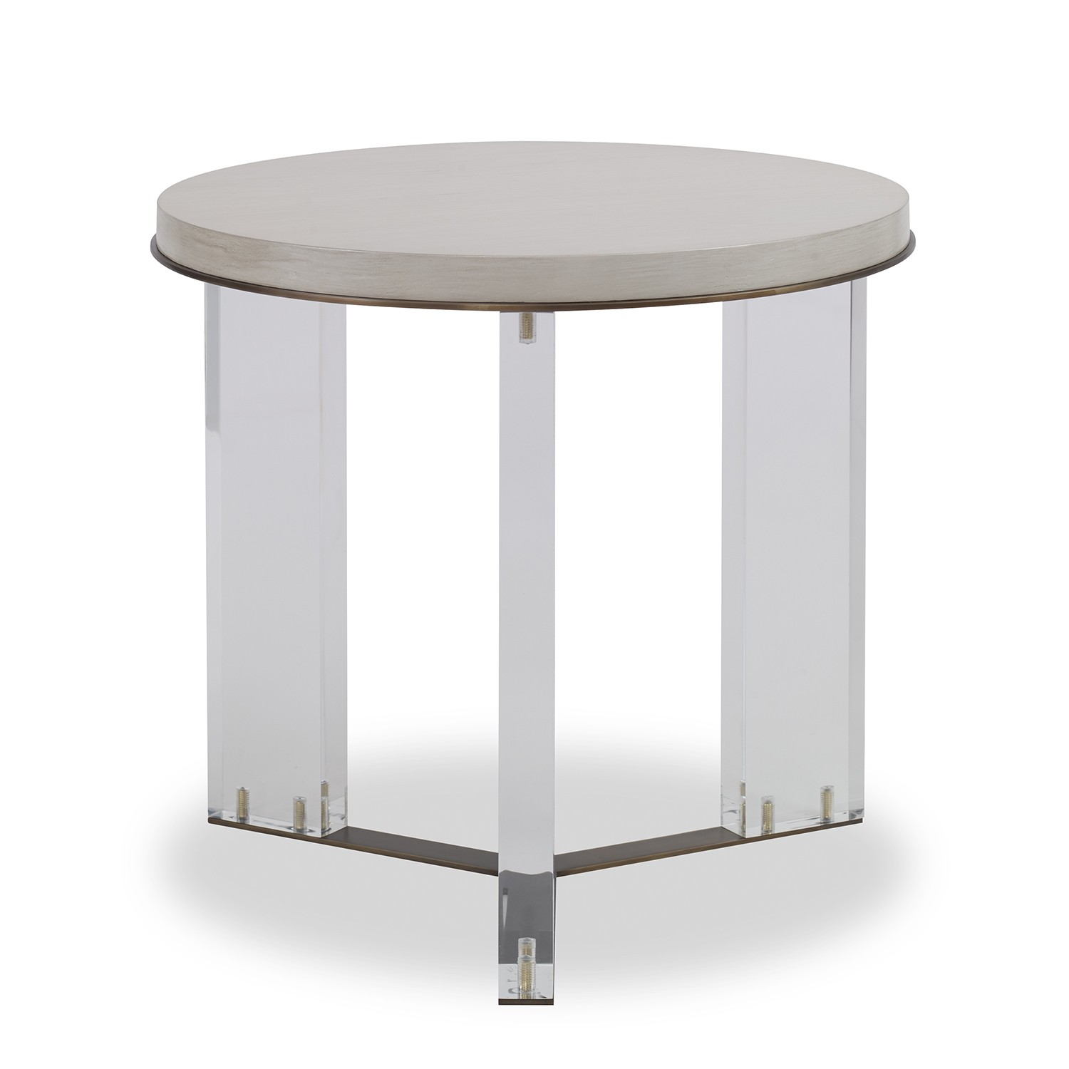 Malone Side Table - Champagne