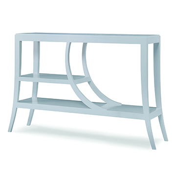 Turner Console Table - Glacier