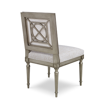 Louis Side Chair Regency Back