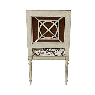 Louis Side Chair Regency Back