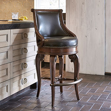 Tatum Swivel Counter Stool