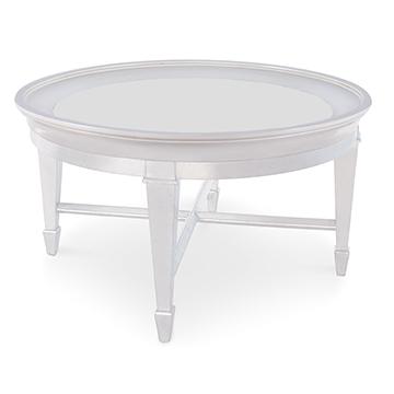 Luna Cocktail Table - Linen