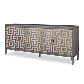 Labyrinth Multi-Use Cabinet