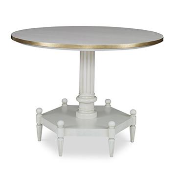 Atrium Center Table - Linen