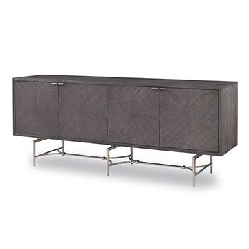 Double Diamond Multi-Use Cabinet