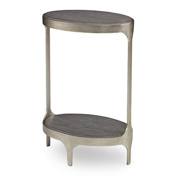 Duplex Table - Silver