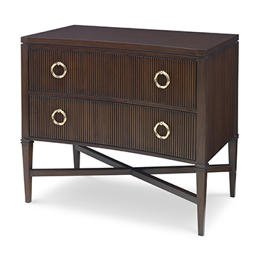 Reeded Chest