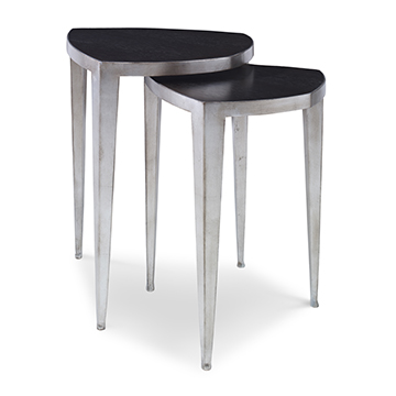 Reuleaux Bunching Tables - Rubbed Raven