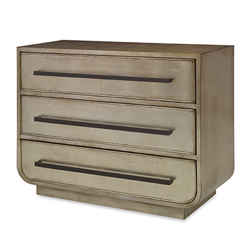 Bowed Chest - French Gold