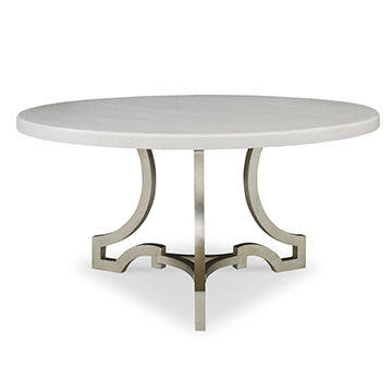 """Umbria Dining Table (60"""") - Linen"""
