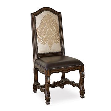 Avignon Side Chair - Abramo Toast