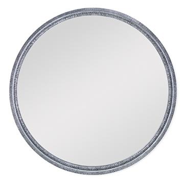 Annette Round Mirror