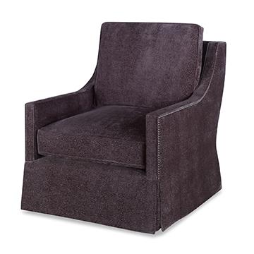 Sonoma Swivel Chair - Skirted