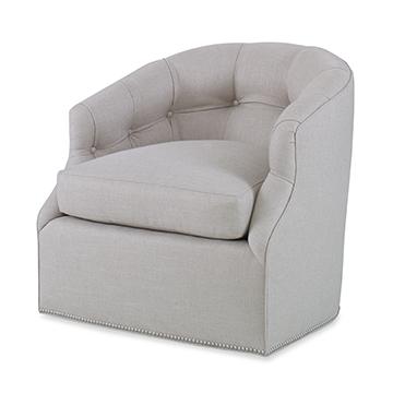 Calvert Swivel Chair