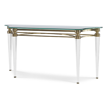 Cartesian Console Table