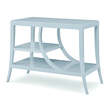 Turner Side Table - Glacier