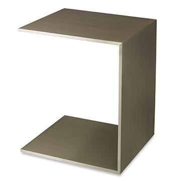Petite C End Table