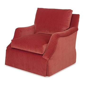 Custom Value Chair - Sloped English Arm